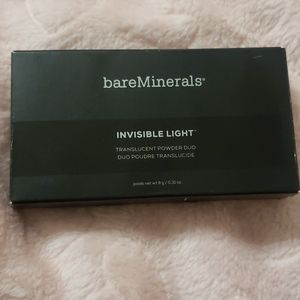 Bareminerals Invisible light duo